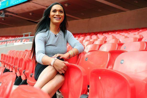 Jaiyah Saelua Jaiyah Saelua World39s first transgender professional