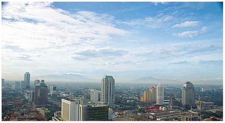 Jakarta Beautiful Landscapes of Jakarta