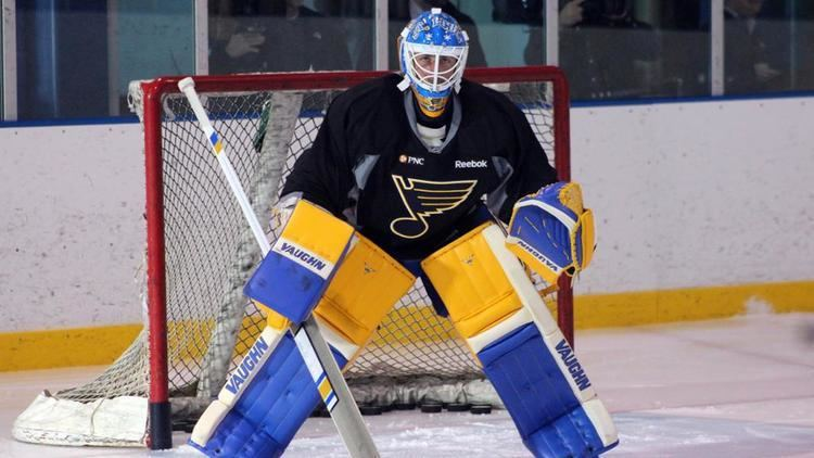 Jake Allen (ice hockey) Allen to have vintage look for Winter Classic NHLcom
