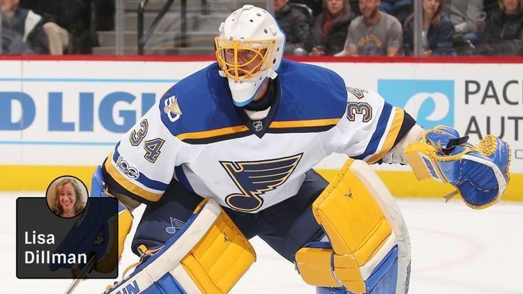 Jake Allen (ice hockey) Jake Allens turnaround powering Blues NHLcom