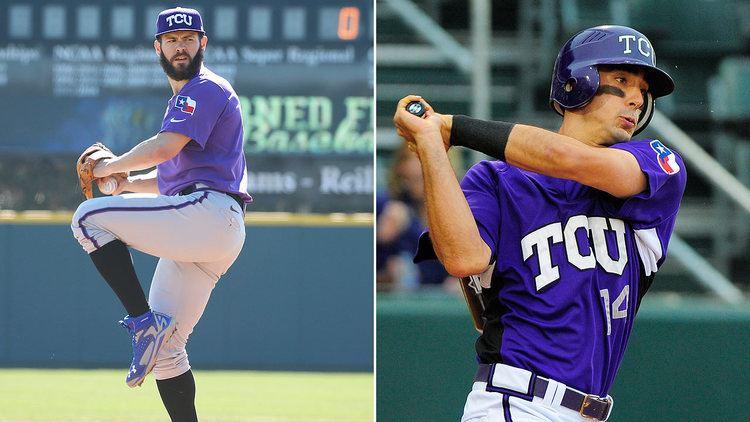 Jake Arrieta Jake Arrieta Matt Carpenter bonded in college MLBcom