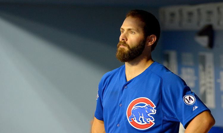 Jake Arrieta Dodgers don39t think Cubs39 Jake Arrieta pitched a nohitter