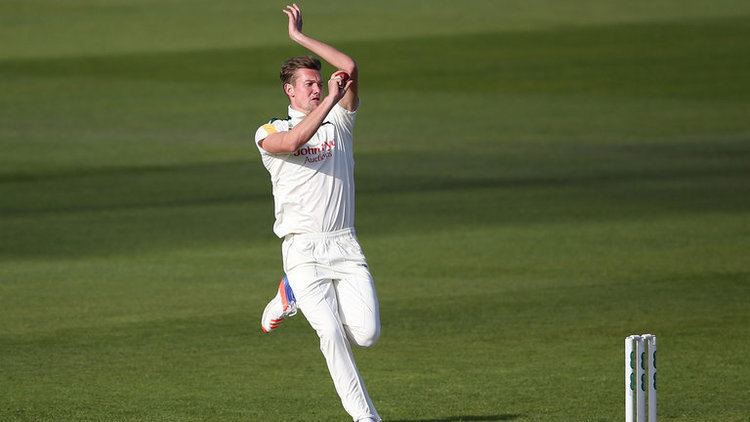 Jake Ball (cricketer) England v Sri Lanka Who is uncapped seamer Jake Ball Cricket
