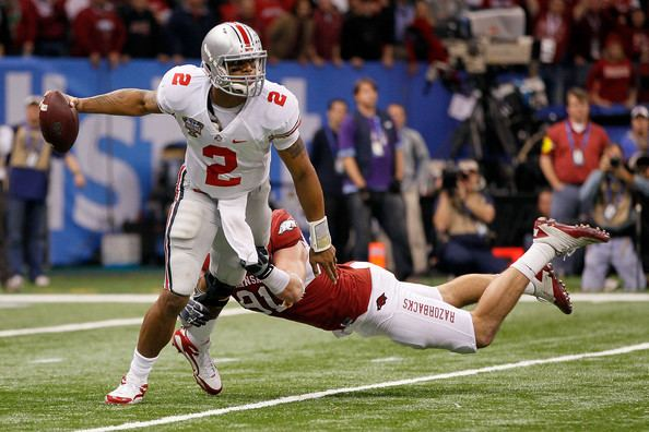 Jake Bequette Jake Bequette Photos Allstate Sugar Bowl Ohio State v