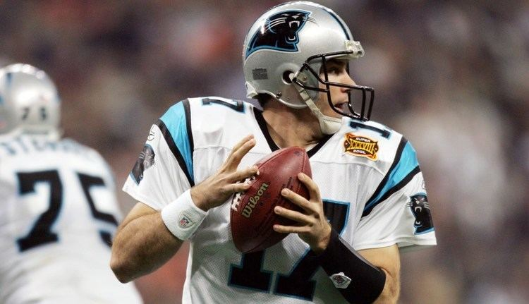 Jake Delhomme Carolinas first Super Bowl QB Jake Delhomme has his eye on the