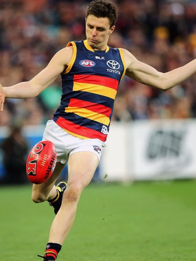 Jake Lever Adelaide rising star Jake Lever makes seamless transition
