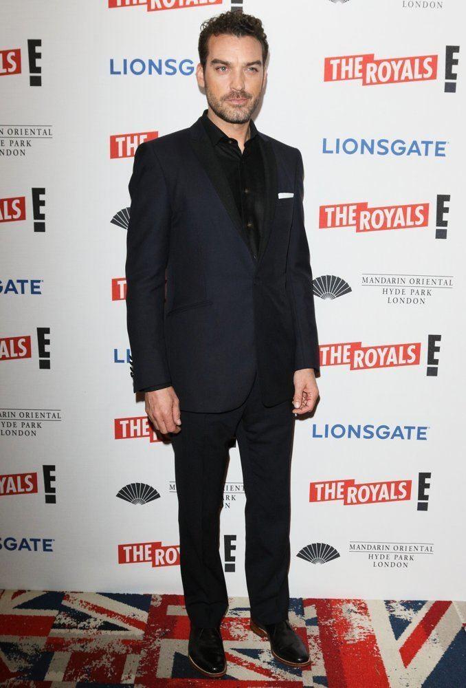 Jake Maskall Jake Maskall Picture 5 The UK TV Premiere of The Royals