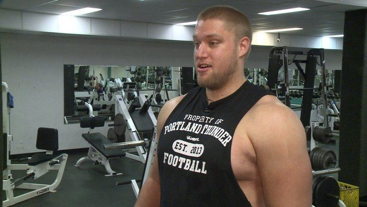 Jake McDonough Workout of the Week Train Like A Lineman whotvcom