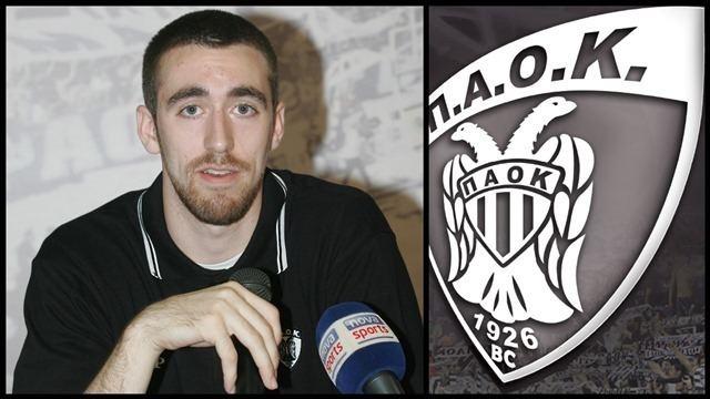 Jake Odum Jake Odum quotWe did a good jobquot News PAOK BC Official