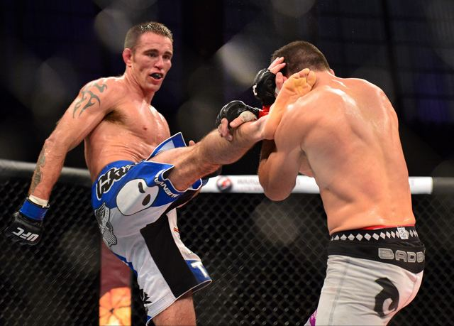 Jake Shields Say goodbye to Jake Shields in the UFC but dont say you couldnt