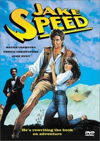 Jake Speed Amazoncom Jake Speed Wayne Crawford Dennis Christopher Karen