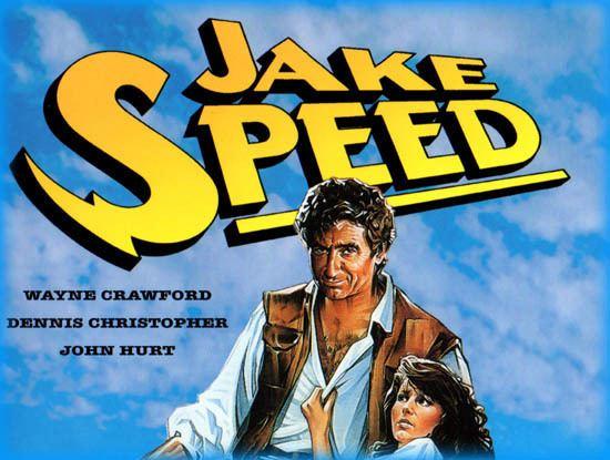 Jake Speed Jake Speed 1986 Movie Review Film Essay