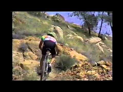 Jake Watson Earthquake Jake Watson Keysville Classic 1992 uphill downhill