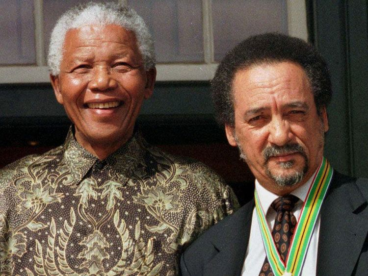 Jakes Gerwel Professor Jakes Gerwel Mandelas unsung hero The Independent