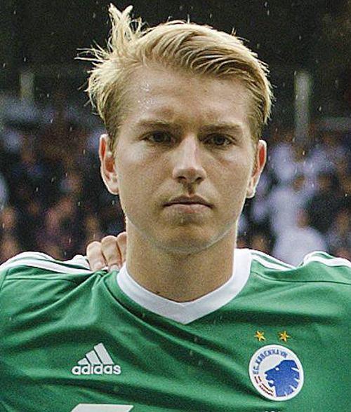 Jakob Busk Jakob Busk Jensen AC Horsens 1 Division alle