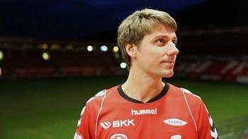Jakob Orlov Orlov klar for Brann NRK Hordaland Lokale nyheter TV