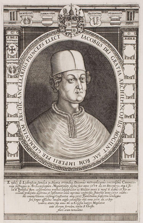 Jakob von Liebenstein