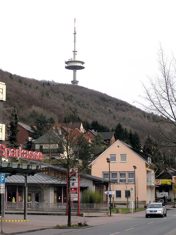 Jakobsberg Telecommunication Tower