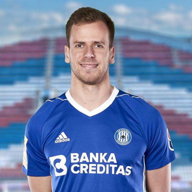 Jakub Habusta A tm Jakub Habusta SK Sigma Olomouc Oficiln web fotbalovho