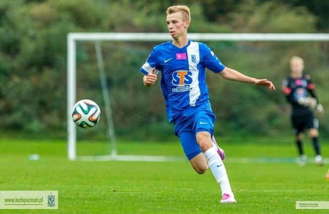 Jakub Serafin Lech Pozna Strona Oficjalna Serafin w pierwszym zespole
