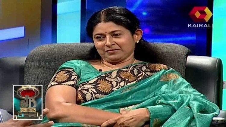 Jalaja Actress Jalaja answers her daughters question YouTube