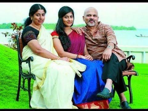 Jalaja Actress Jalaja with her Family YouTube