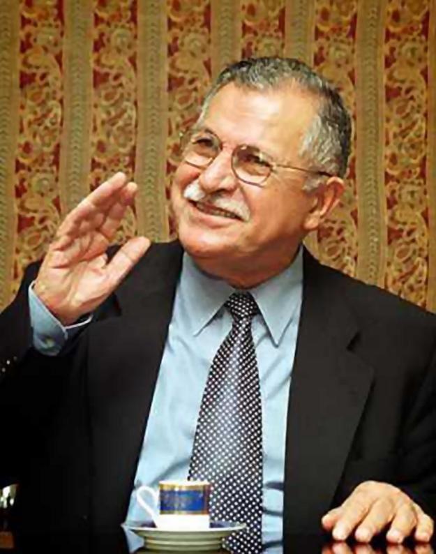 Jalal Talabani Jalal Talabani LookLex Encyclopaedia