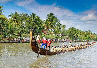 Jalolsavam All set for Champakara jalolsavam Kerala Latest News Kerala