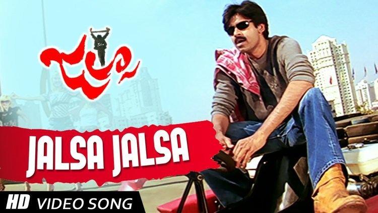 Jalsa Jalsa Jalsa Title Video Song Jalsa Telugu Movie Pawan Kalyan
