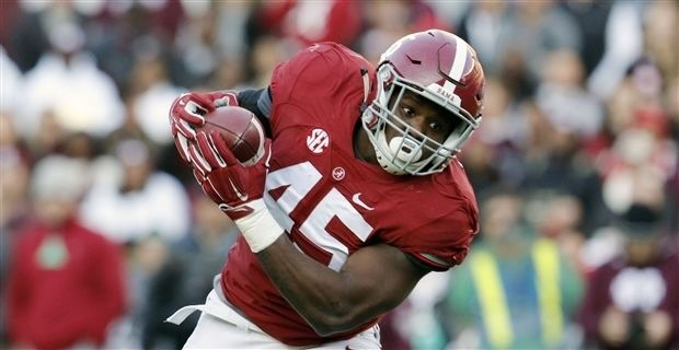 Jalston Fowler Alabama fullback Jalston Fowler 39A general manager39s dream39