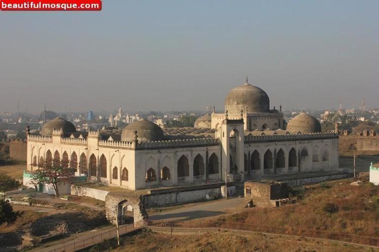 Jama Mosque Gulbarga Beautiful Mosques Pictures