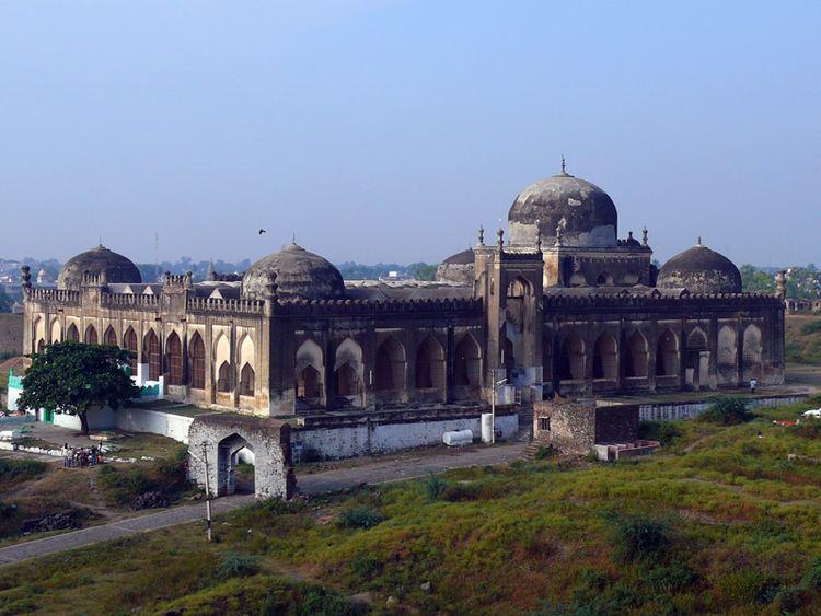 Jama Mosque Gulbarga Jami Masjid at Gulbarga Islamic Architecture in India