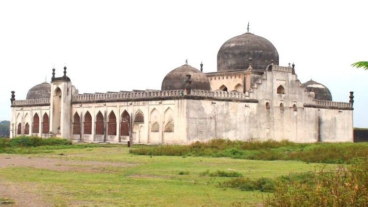 Jama Mosque Gulbarga Gulbarga Place of Architecture