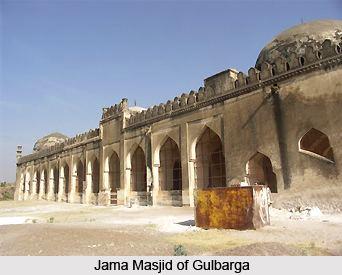 Jama Mosque Gulbarga Masjid Gulbarga Karnataka