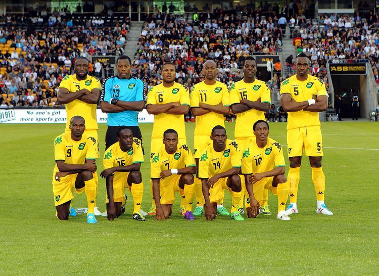 Jamaica national football team Jamaica National Football Team PanamericanWorld