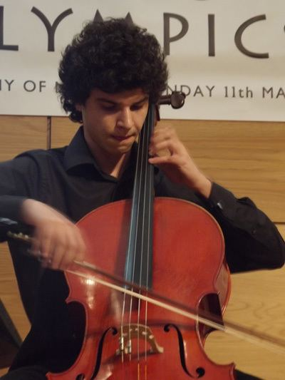 Jamal Aliyev Talent Unlimited The project to support student musicians through