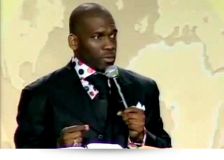 Jamal Harrison Bryant Jamal Bryant On Obama ProGay Marriage Stance 39I