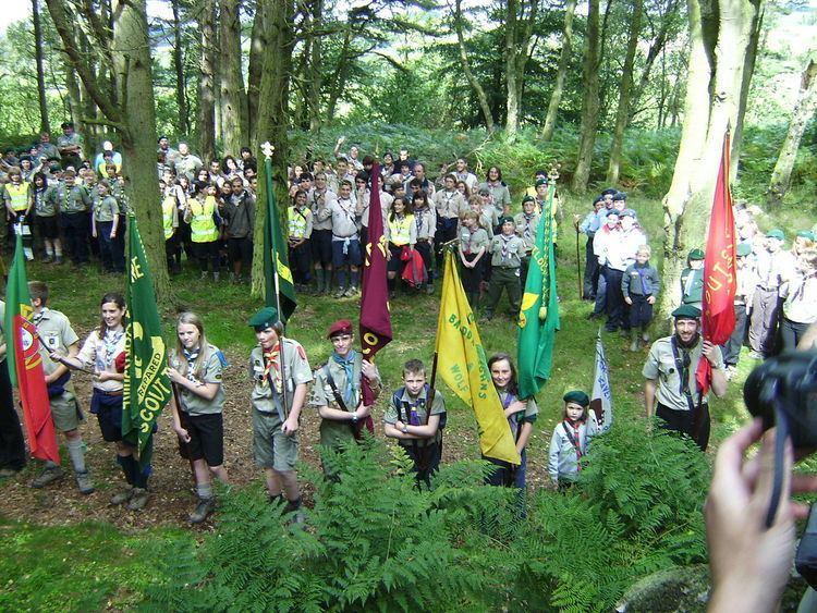 Jamboree 2008 (Northumberland)