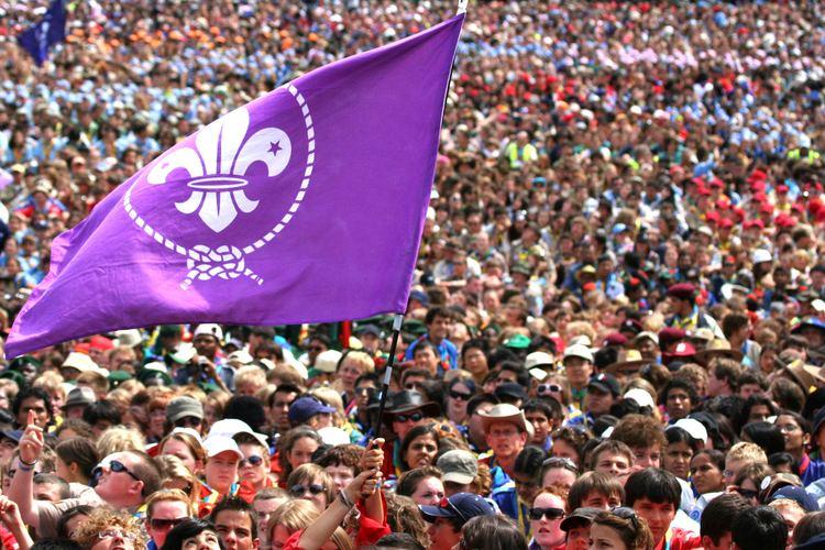 Jamboree (Scouting) Informal BP Fellow Reception at Jamboree World Scout Foundation