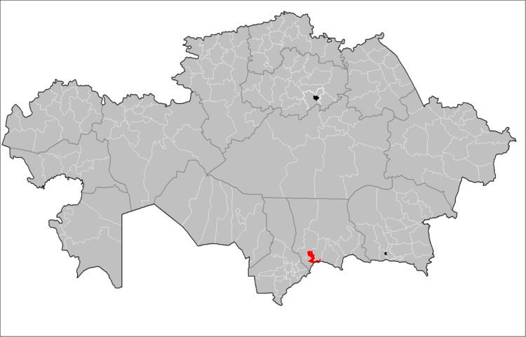 Jambyl District, Jambyl