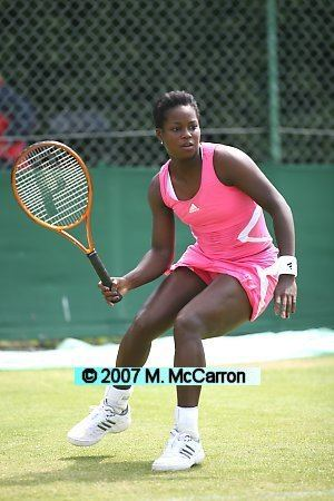 Jamea Jackson Jamea Jackson Advantage Tennis Photo site view and purchase