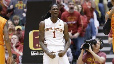 Jameel McKay Iowa State StudentAthlete Spotlight Jameel McKay Big