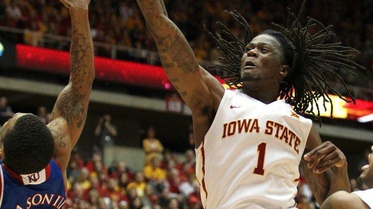 Jameel McKay Big 12 Big Plays Iowa State39s Jameel McKay39s Dunks Of The