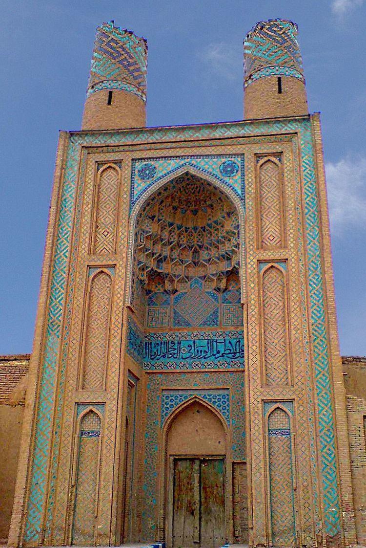 Jameh Mosque of Ashtarjan