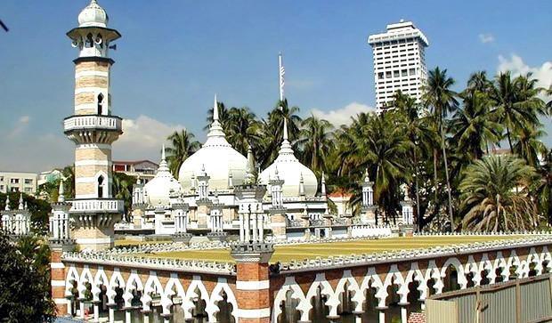 Jamek Mosque Official Portal Visit Kuala Lumpur
