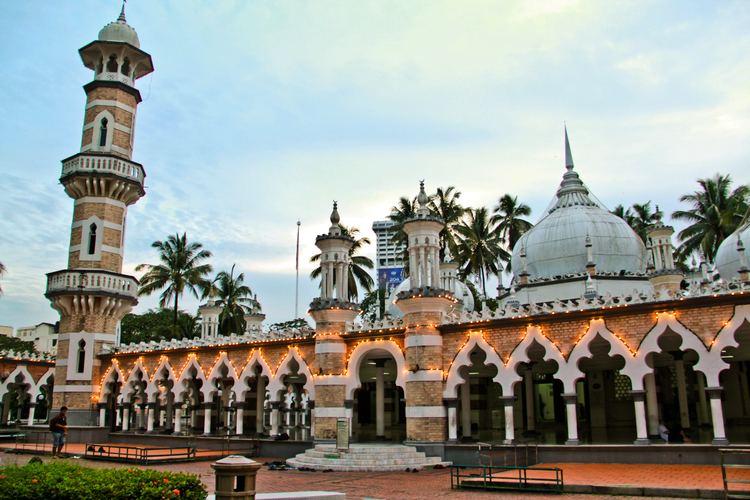 Jamek Mosque FileMasjid Jamekjpg Wikimedia Commons