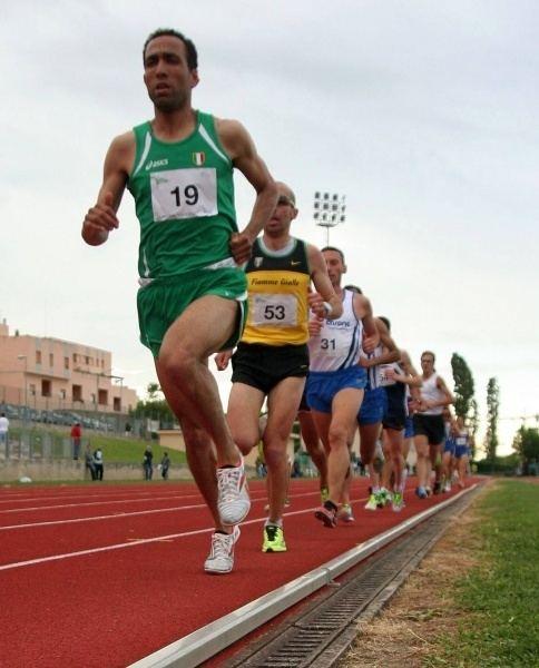 Jamel Chatbi FIDAL Federazione Italiana Di Atletica Leggera