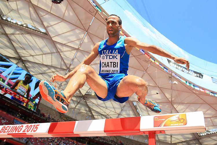 Jamel Chatbi Atletas sancionados por dopaje en el boletn de diciembre de la IAAF