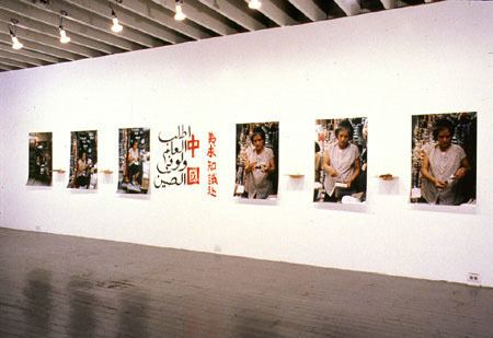 Jamelie Hassan CCCA Artist Profile for Jamelie Hassan