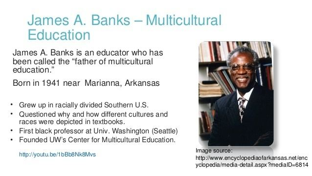 banks multicultural education